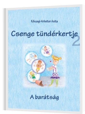 Csenge tündérkertje 2. - könyvborító referencia