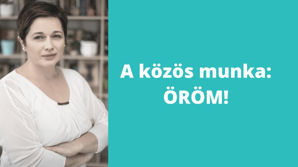Mosolygó-Marján Erzsábet korrektor-szerkesztő profilképe